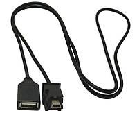 Кабель USB 2.0 mini USB Nissan X-Trail Tenna Bluebird Sylphy