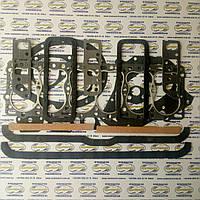 Набор прокладок двигателя ГАЗ-51, ГАЗ-52 Полный (малый TEXON)