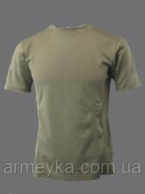 Армейские потоотводящие термофутболки Coolmax, light olive PCS, НОВЫЕ оригинал