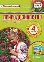Розробки уроків з природознавства. 4 клас, Жаркова І.