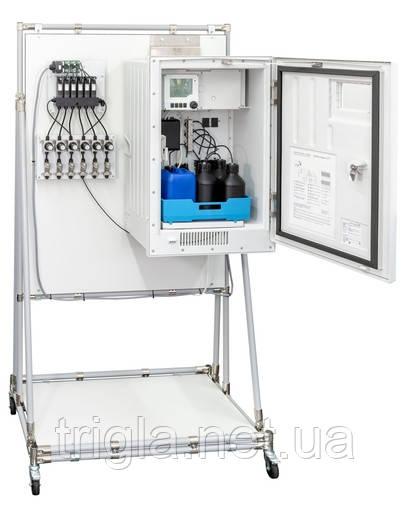 Анализатор жидкости промышленный Liquiline System CA80SI