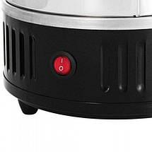 Электрошашлычница Domotec MS-BBQ6 на 6 шампуров, электрическая шашлычница Домотек, фото 2