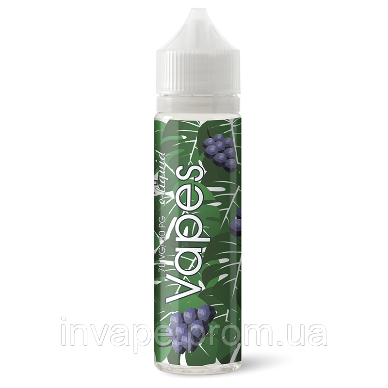 Жидкость для электронных сигарет Vapes- Виноград 60мл, 6 мг