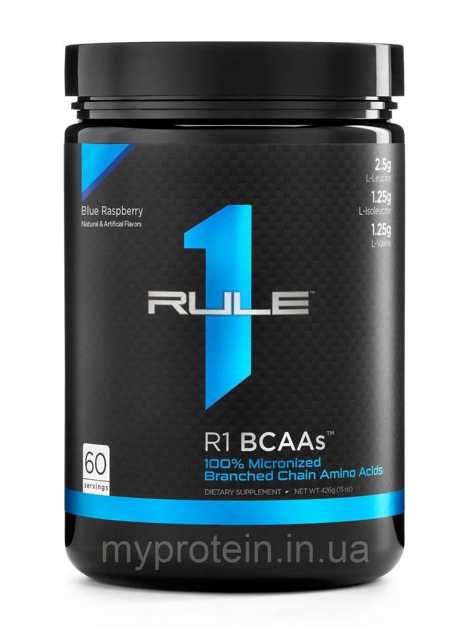 R1 (Rule One)BCAAR1 Train BCAAs755 g