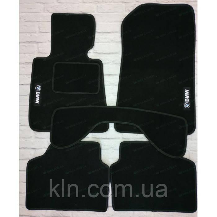 Премиум коврики в салон автомобиля текстильный   BMW 3-серия (Е-90 E-91 E-92) 2005-2012