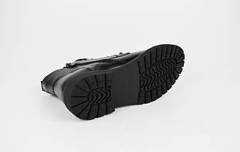 Ботинки демисезонные кожаные 9321, фото 3