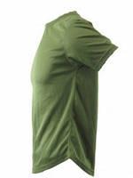 УЦЕНКА!Армейские потоотводящие термофутболки Coolmax,  зеленые, оригинал.  II сорт