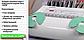 Аппарат электромиостимуляции с прогревом Nova 1002В, фото 6