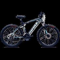 """Велосипед IMPULS SANTA 26"""" Рама 17"""" чёрно-берюзовый"""