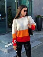 """Жіночий светр """"Веселка"""" (шість кольорів), фото 1"""