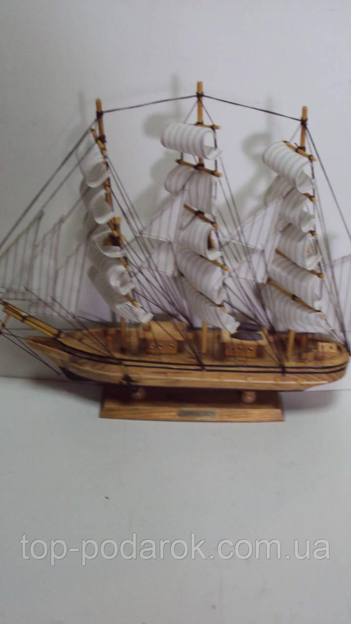 Сувенирная модель старинного корабля размер 45*49 - Интернет магазин top-podarok.com.ua в Киеве