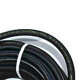 Шланг газовый черный (цена за 1 м.п.), фото 3