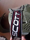 Маска для пейнтболла, страйкболла Great Scott з подвійним склом, фото 9