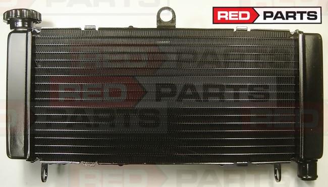 Радиатор охлаждения двигателя Honda CB600 Hornet PC34