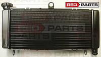 Радиатор охлаждения двигателя Honda CB600 Hornet PC34, фото 1