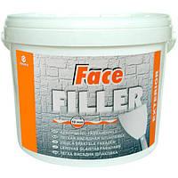 Акриловая фасадная шпаклева ESKARO Filler Face 10 л