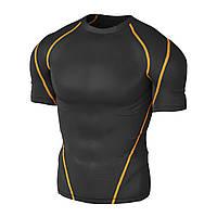 Спортивная компрессионная футболка M