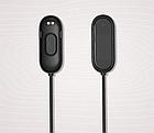 Кабель Mi Band 4 производства MiJobs зарядное зарядка USB charger Mi Fit Черный, фото 2