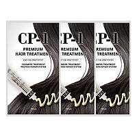 Маска с протеинами для восстановления волос CP-1 Premium Hair Treatment 12,5 мл