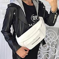 Стильная поясная сумка  BALENCIAGA Everyday XS (реплика), фото 1
