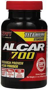 SAN Ацетил-L-карнитин ALCAR 70087.5 g