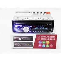 Автомагнитола 1DIN MP3 3228D Сьемная панель Автомобильная магнитола'