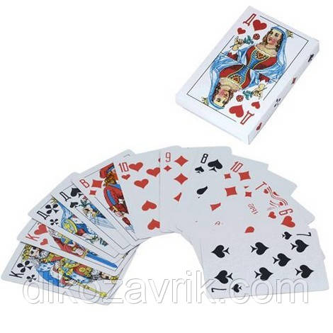 Карты игральные, 36 шт. , фото 1