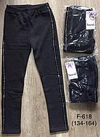 Лосины для девочек на меху опт, Taurus, размеры  134-164 см, арт. F 618