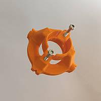 База кондуктора / шаблона мебельного для вертикального сверления