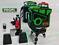 3D Лазерный Уровень +кронштейн магнитный +2 Аккумулятора +Д.У.