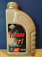 Моторное масло FUCHS TITAN GT 1 PRO C4 5w-30 (1л.) для RENAULT, NISSAN и других авто