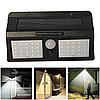 LED Вуличний ліхтар з сонячною батареєю і датчиком руху 40 LED YH-818