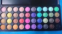 Профессиональная палитра теней 40 цветов