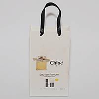 Мини парфюмерия Chloe Eau de Parfum Chloe в подарочной упаковке 3х15 ml  DIZ