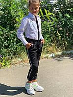 """Модные брюки """"Джоггеры"""" для девочки 128;134;140;146;152"""