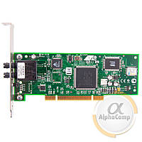 Сетевая карта PCI оптическая Allied Telesis AT-2701FX 100Mb БУ