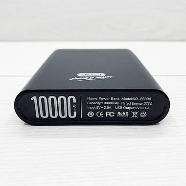 PowerBank XO 10000mAh XO-PB39A, фото 3