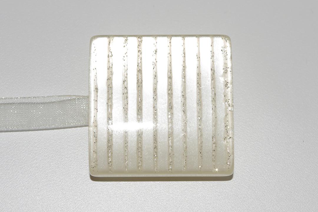 Декоративный магнит подхват для штор и тюлей К50