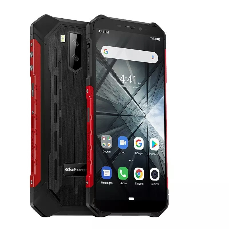 Ulefone Armor X3 Red  2/32GB 5000 мА·ч IP69 НОВИНОЧКА!!!