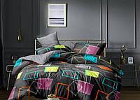 Семейный комплект постельного белья из сатина