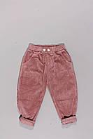 Теплые штанишки для девочек (110-150), фото 1