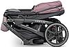 Детская универсальная коляска 2 в 1 Riko Marla 01 Scarlet, фото 3