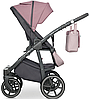 Детская универсальная коляска 2 в 1 Riko Marla 01 Scarlet, фото 4