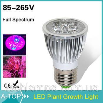 Фитолампы для растений GREEN POWER 10W E27