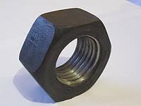 Гайка шестигранна М20 ГОСТ 5915-70, DIN 934 клас міцності 10.0, фото 1