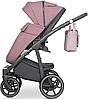 Детская универсальная коляска 2 в 1 Riko Marla 01 Scarlet, фото 9