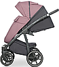 Детская универсальная коляска 2 в 1 Riko Marla 01 Scarlet, фото 10