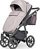 Детская универсальная коляска 2 в 1 Riko Marla 04 Dirty Pink, фото 4