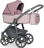 Детская универсальная коляска 2 в 1 Riko Marla 01 Scarlet