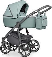 Детская универсальная коляска 2 в 1 Riko Marla 05 Basil